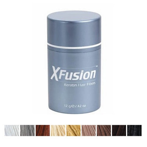 X Fusion - Solutions for Thinning Hair